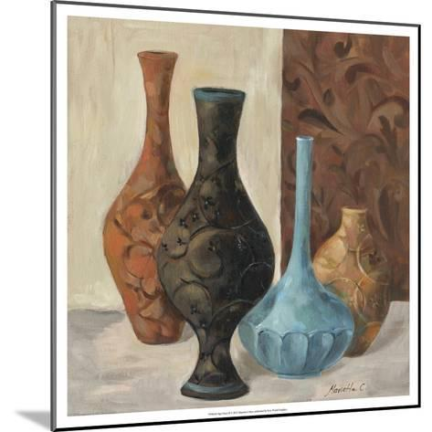 Spa Vases II-Marietta Cohen-Mounted Art Print