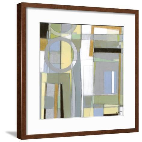 Visionary I-Norman Wyatt Jr^-Framed Art Print