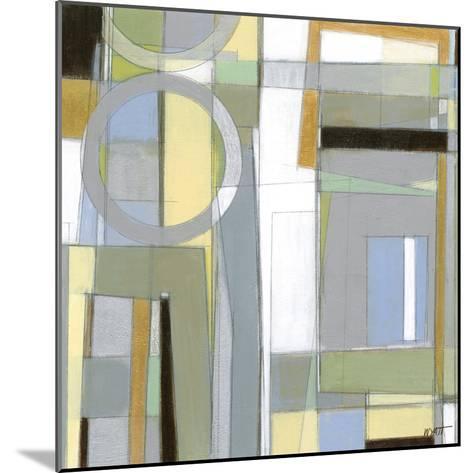 Visionary I-Norman Wyatt Jr^-Mounted Art Print