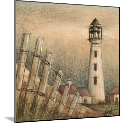 Coastal View II-Ethan Harper-Mounted Art Print