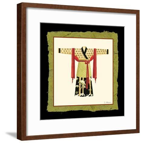 Kimono II-Nancy Slocum-Framed Art Print