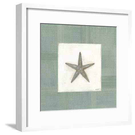 Sea Breeze III-Norman Wyatt Jr^-Framed Art Print