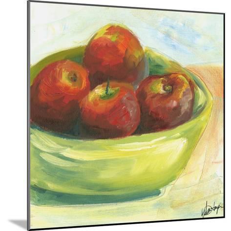 Large Bowl of Fruit III-Ethan Harper-Mounted Art Print