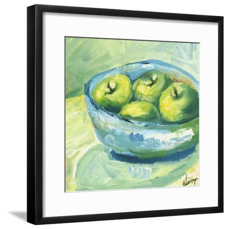 Large Bowl of Fruit II-Ethan Harper-Framed Art Print