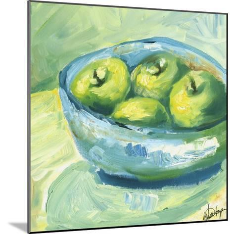 Large Bowl of Fruit II-Ethan Harper-Mounted Art Print