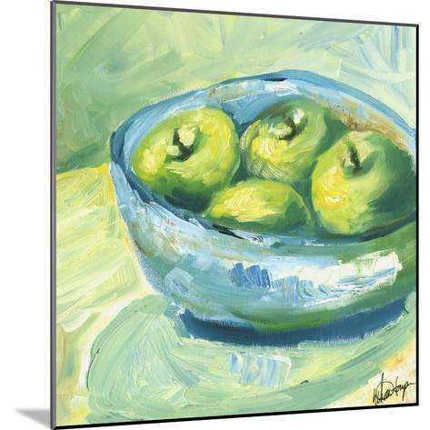 Small Bowl of Fruit II-Ethan Harper-Mounted Art Print