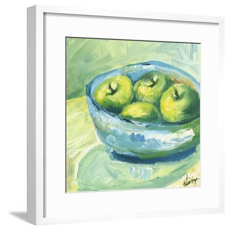 Small Bowl of Fruit II-Ethan Harper-Framed Art Print