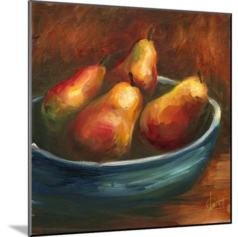 Rustic Fruit I-Ethan Harper-Mounted Art Print