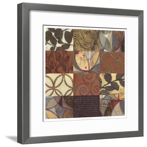 Three by Four--Framed Art Print