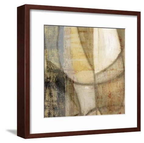 Textures Align I--Framed Art Print