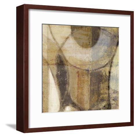 Textures Align II--Framed Art Print