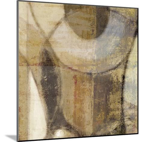 Textures Align II--Mounted Art Print