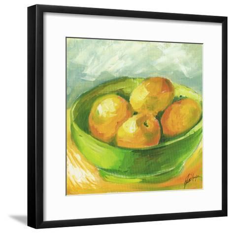 Small Bowl of Fruit I-Ethan Harper-Framed Art Print