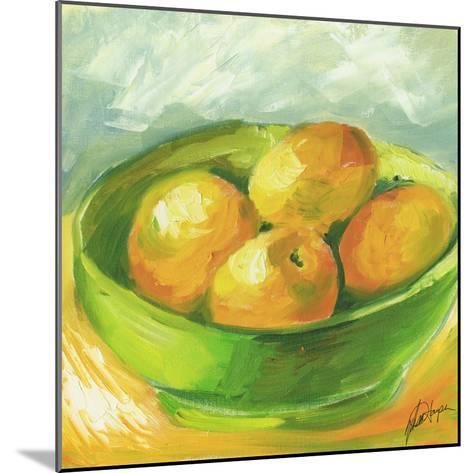 Small Bowl of Fruit I-Ethan Harper-Mounted Art Print