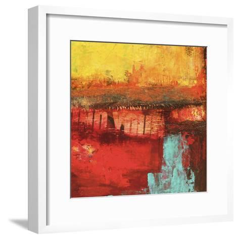 Inner Circle I-Erin Ashley-Framed Art Print