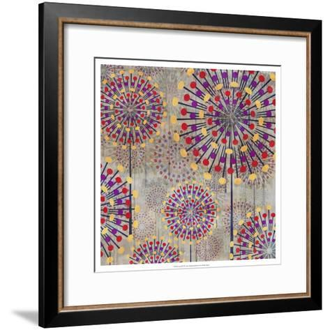 Scatter II-James Burghardt-Framed Art Print