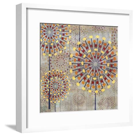 Scatter I-James Burghardt-Framed Art Print