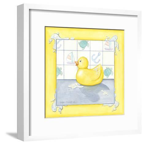 Rubber Duck II--Framed Art Print