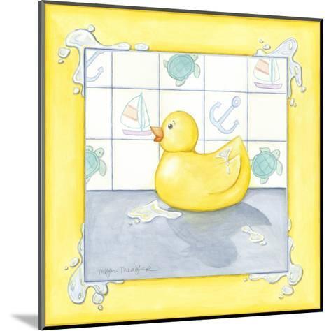 Rubber Duck II--Mounted Art Print