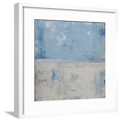 Silver Aura-Erin Ashley-Framed Art Print