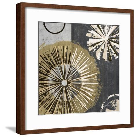 Outburst Tiles IV-James Burghardt-Framed Art Print