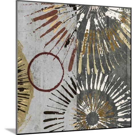 Outburst Tiles II-James Burghardt-Mounted Art Print