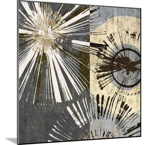 Outburst Tiles I-James Burghardt-Mounted Art Print