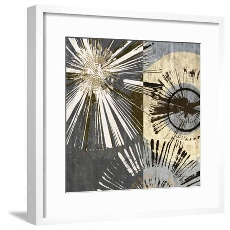 Outburst Tiles I-James Burghardt-Framed Art Print