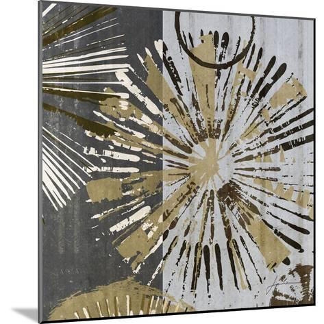 Outburst Tiles III-James Burghardt-Mounted Art Print