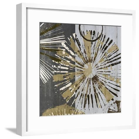 Outburst Tiles III-James Burghardt-Framed Art Print