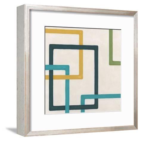 Non-Embellished Infinite Loop I-Erica J^ Vess-Framed Art Print