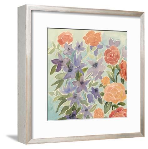 Flowers for Lilly I-Grace Popp-Framed Art Print