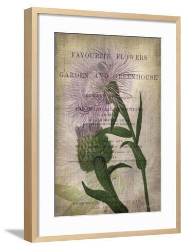 Favorite Flowers II-John Butler-Framed Art Print