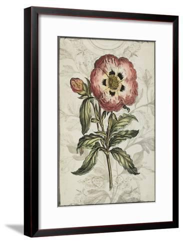Keepsake Floral II-Jennifer Goldberger-Framed Art Print