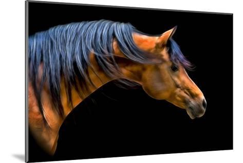 Wind Swept-PH Burchett-Mounted Art Print