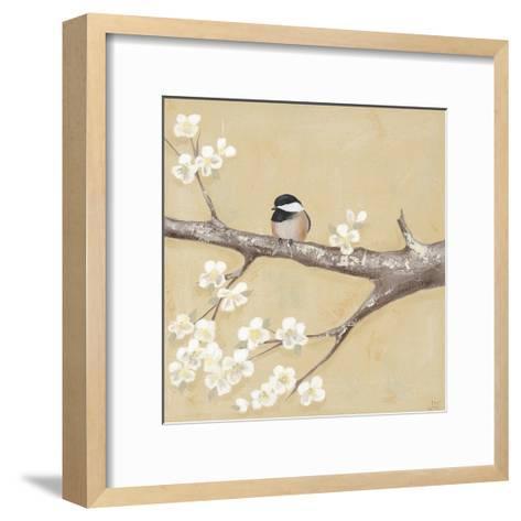 Sweet Birds II-Jade Reynolds-Framed Art Print