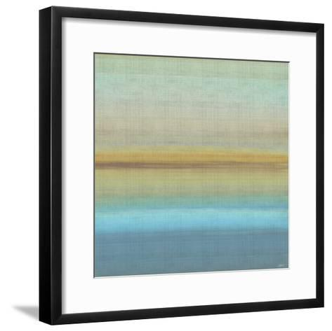 Beach Layers I-John Butler-Framed Art Print