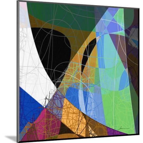 Entangled II-James Burghardt-Mounted Art Print