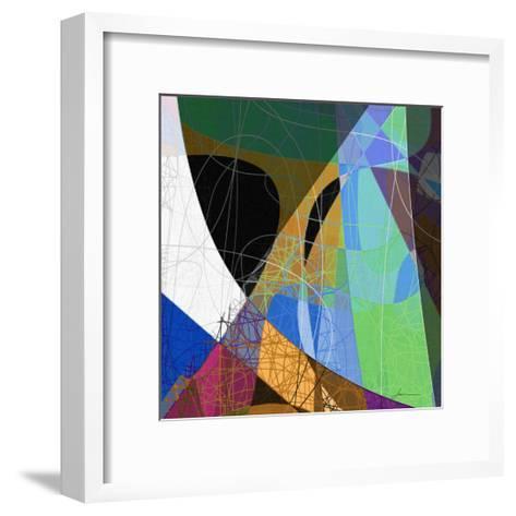 Entangled II-James Burghardt-Framed Art Print