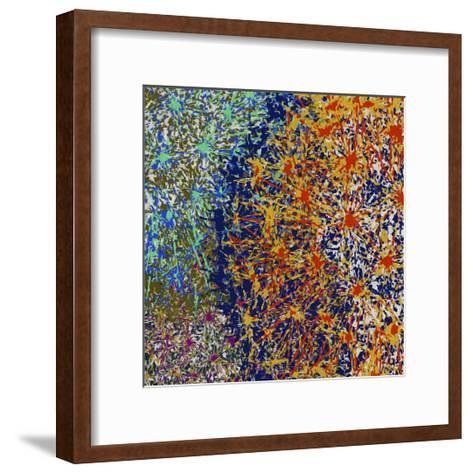 Profusion I-James Burghardt-Framed Art Print
