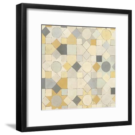 Interplay I-Megan Meagher-Framed Art Print
