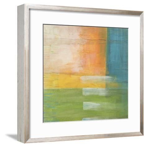Citrus Fields II-Erica J^ Vess-Framed Art Print