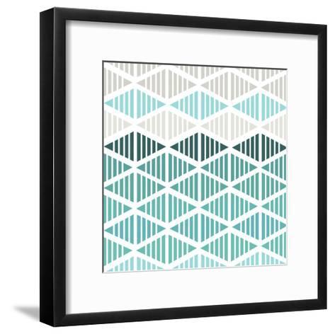 Tribal Arrows I-Nicole Ketchum-Framed Art Print