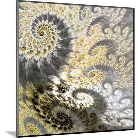 Fibonacci Tiles II-James Burghardt-Mounted Art Print
