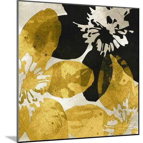 Bloomer Tiles X-James Burghardt-Mounted Art Print