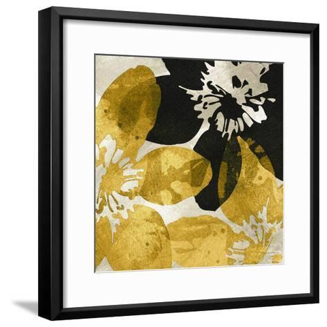 Bloomer Tiles X-James Burghardt-Framed Art Print