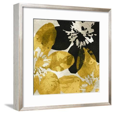 Bloomer Tiles X-James Burghardt-Framed Art Print