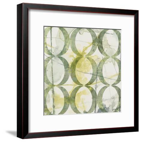 Metric Link III-Jennifer Goldberger-Framed Art Print