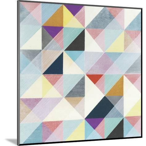 Moderno I-Jodi Fuchs-Mounted Art Print