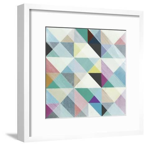 Moderno II-Jodi Fuchs-Framed Art Print